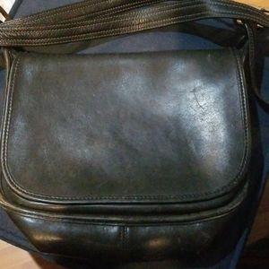 Coach leather Legacy Saddle Purse